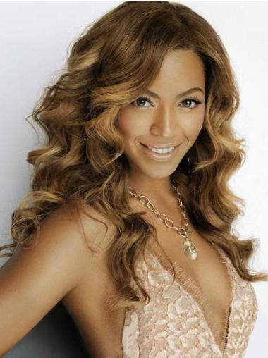 Comfortable Lace Front Wavy Long Beyonce Wigs