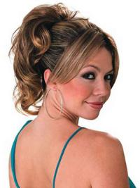 Synthetic Brown Cool Ponytails
