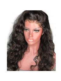 Gluelss Full Lace Human Hair Wigs For Black Women Brazilian